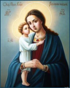 """Allheilige Mutter Gottes """"Die Retterin der Verlorenen"""""""